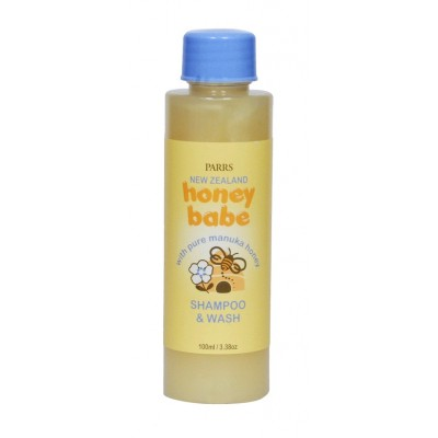 Buy Wild Ferns Honey Babe Shampoo & Wash Online MY