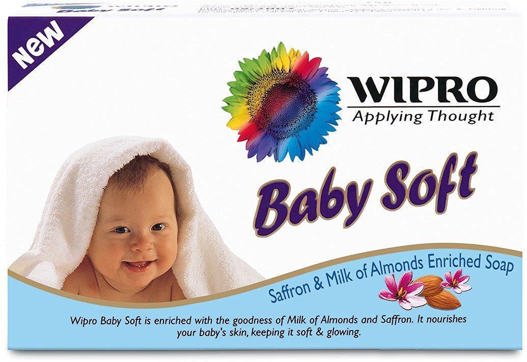 Buy Wipro Baby Soap Online MY