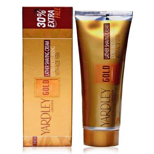 Buy Yardley Gold Lather Shaving Cream Online MY
