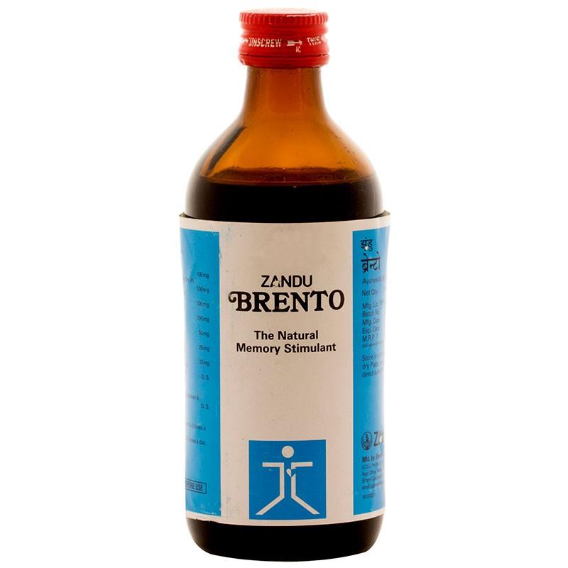Buy Zandu Brento Syrup Online MY