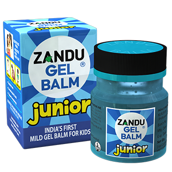 Buy Zandu Gel Balm Junior online United States of America [ USA ]