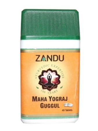 Buy Zandu Maha Yogaraj Guggul Online MY