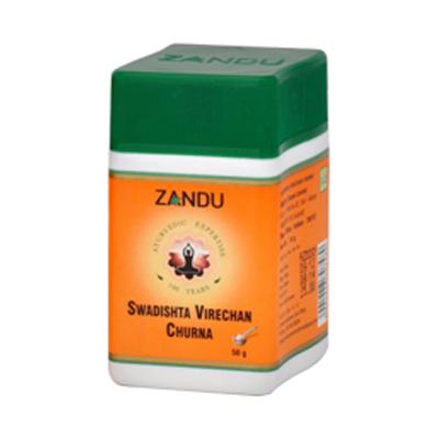 Buy Zandu Swadishta Virechan Churna online United States of America [ USA ]
