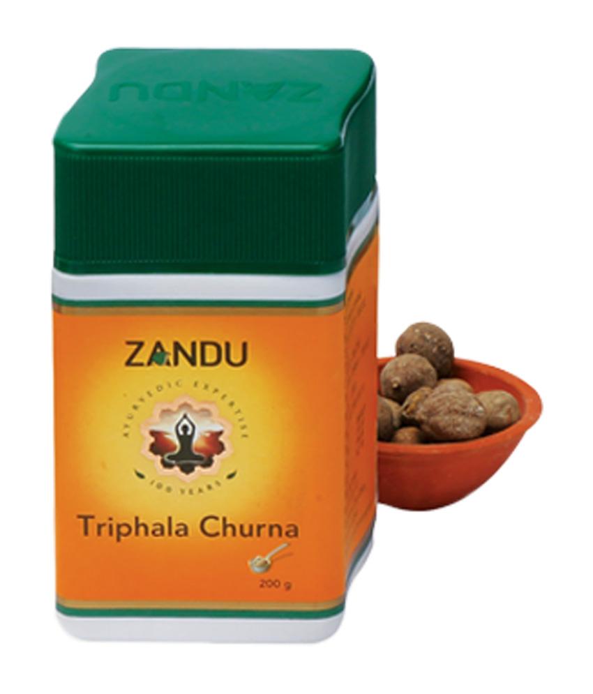 Buy Zandu Triphala Churna Online MY