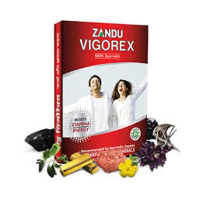 Buy Zandu Vigorex Tablets Online MY