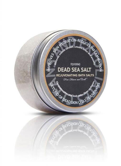 Buy Nyassa Dead Sea Salt Rejuvenating Bath Salt Online MY