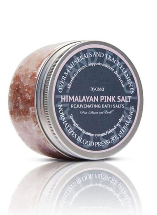 Buy Nyassa Himalayan Pink Salt Rejuvenating Bath Salt Online MY