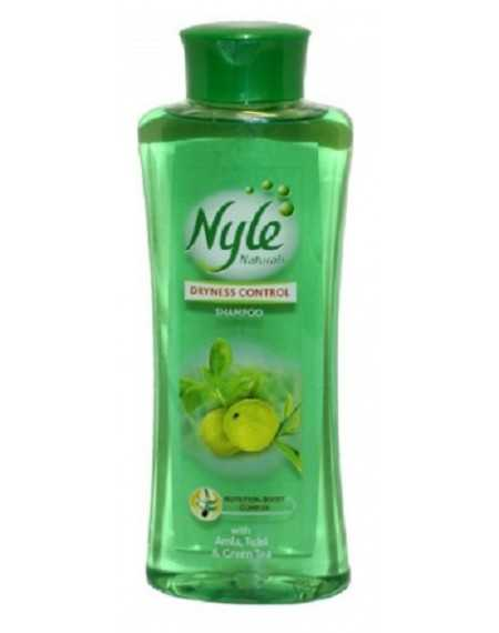 Buy Nyle Moisturizing shampoo with Amla, Tulsi and Green tea Online MY
