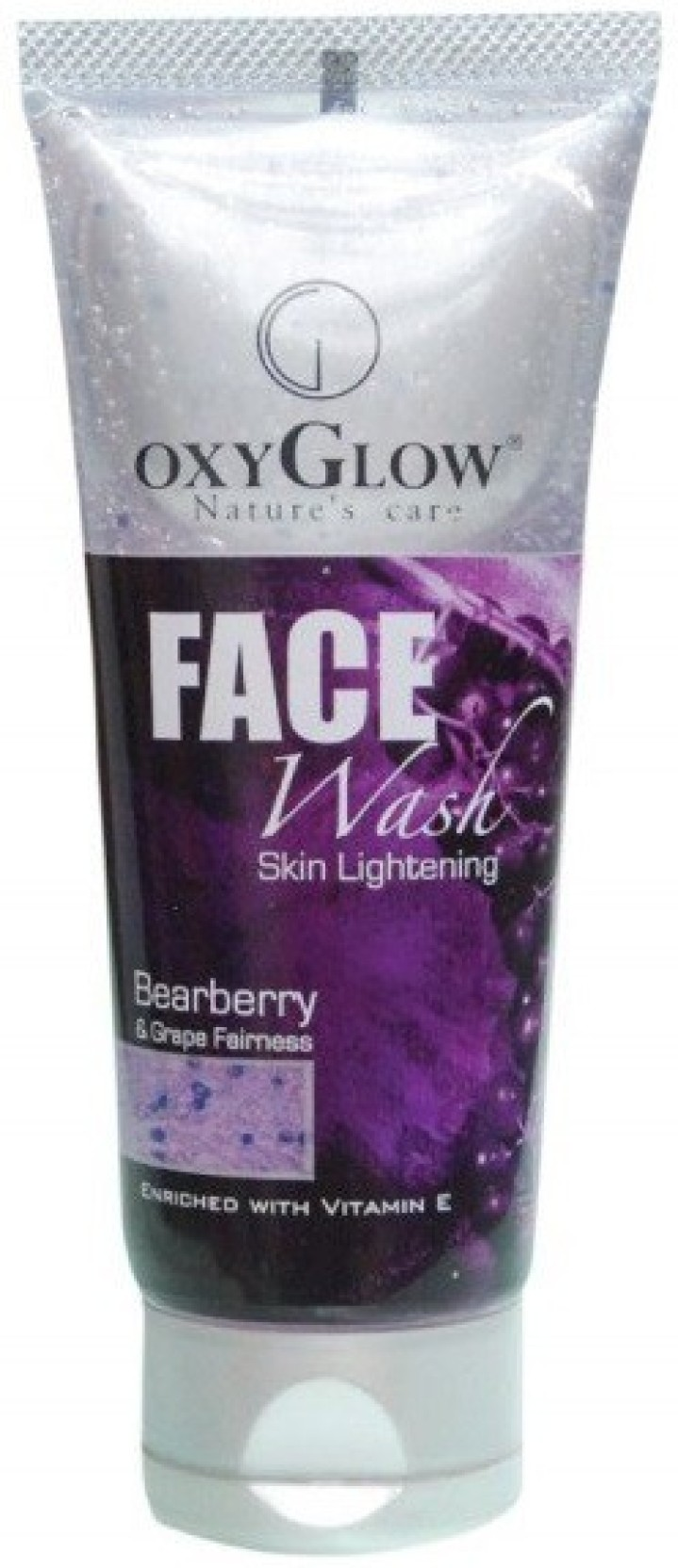Buy Oxy Glow Bearberry & Grape Face Wash Online MY