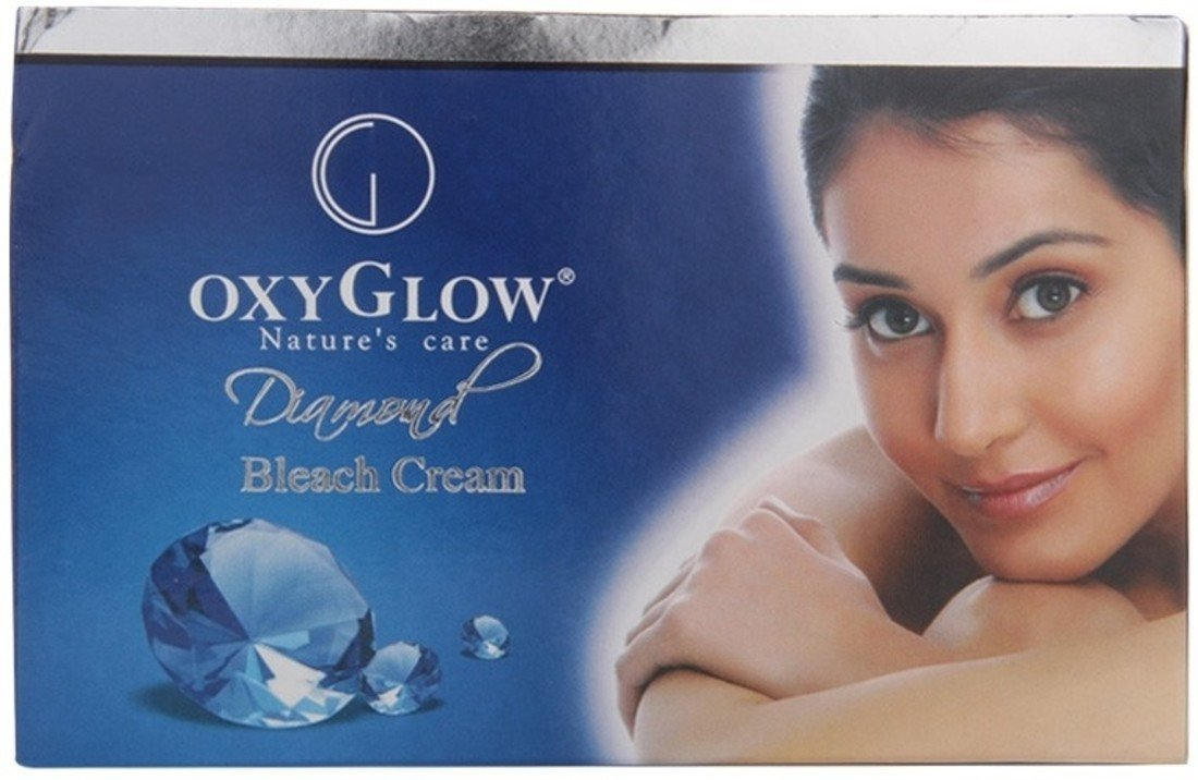 Buy Oxy Glow Diamond Bleach Cream Online MY