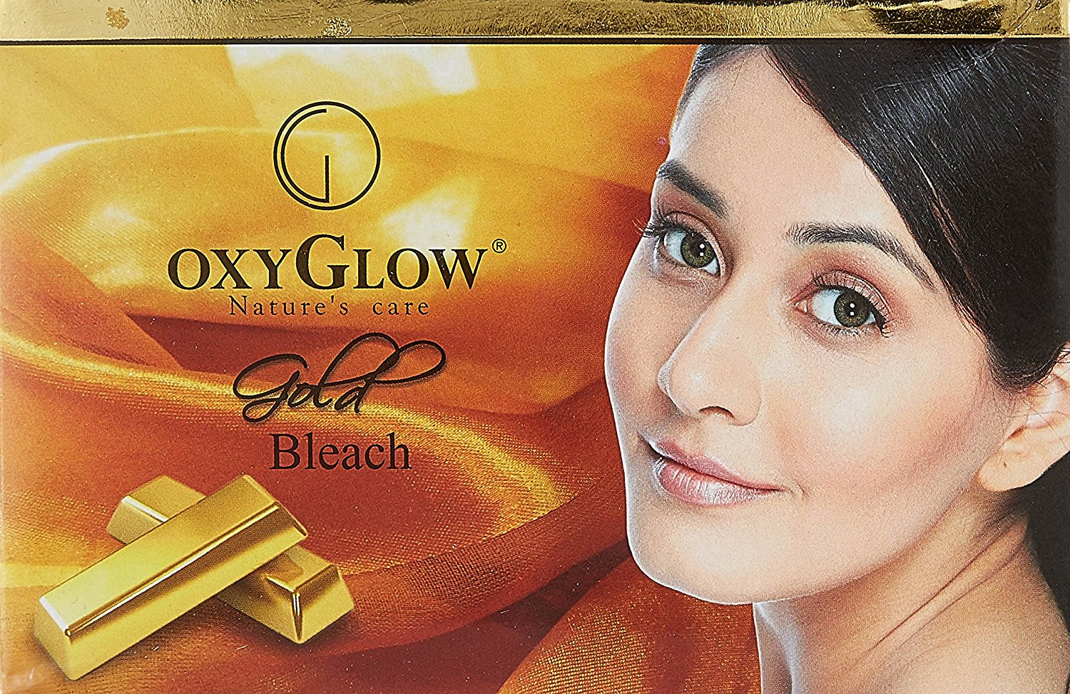 Buy Oxy Glow Gold Bleach Cream Online MY