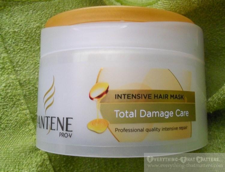Pantene Total Damage Intensive Hair Mask
