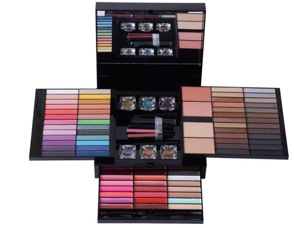 Buy Pure VieA Professional 85 Colors Eyeshadow Concealer Blush Lip Gloss Palette Makeup Contouring Kit Online FR