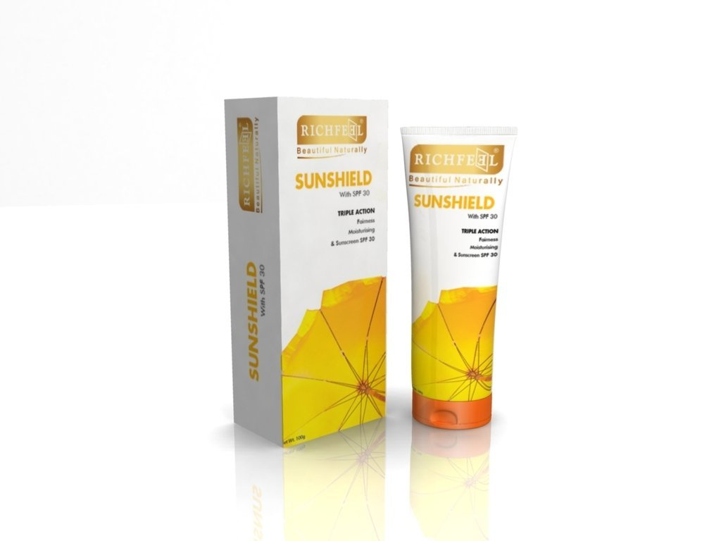 Buy Richfeel Sunshield With Spf 30 Online MY