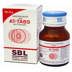 Buy SBL Homeopathy AT-Tabs Tablets online United States of America [ USA ]