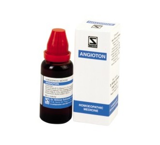 Buy Schwabe Homeopathy Angioton online United States of America [ USA ]