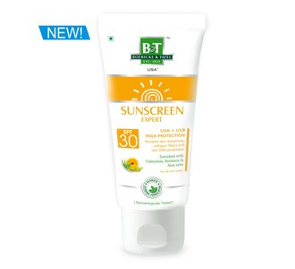 Buy Schwabe Homeopathy B & T Sunscreen Expert online United States of America [ USA ]