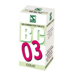 Buy Schwabe Homeopathy BC 03-Colic online United States of America [ USA ]