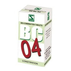 Buy Schwabe Homeopathy BC 04-Constipation online United States of America [ USA ]