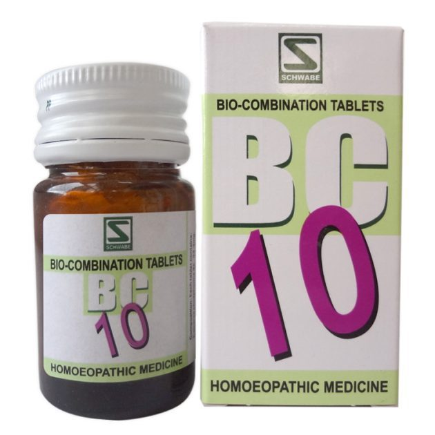 Buy Schwabe Homeopathy BC 10-Enlarged Tonsils online United States of America [ USA ]