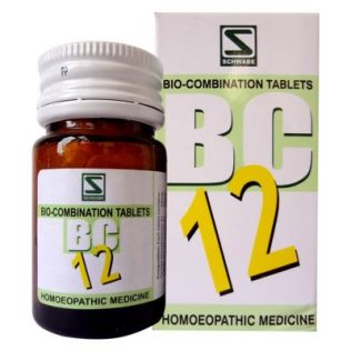 Buy Schwabe Homeopathy BC 12-Headache online United States of America [ USA ]