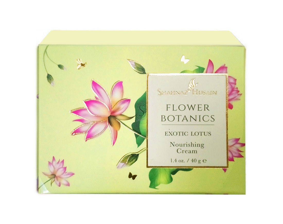 Shahnaz Husain Flower Botanics Exotic Lotus Buy Shahnaz Husain