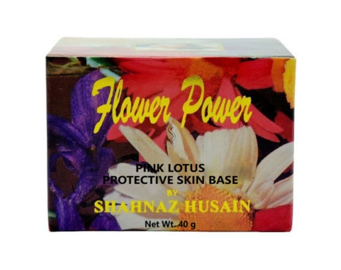 Buy Shahnaz Husain Pink Lotus Protective Skin Treatment Base online United States of America [ USA ]