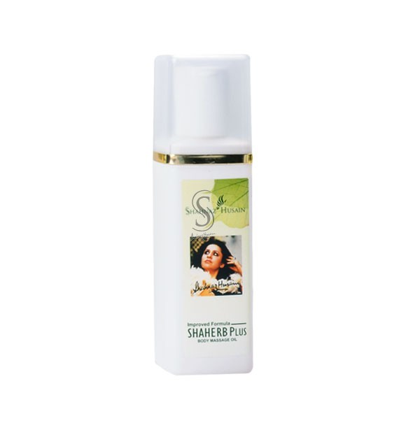 Buy Shahnaz Husain Shaherb Body Massage Oil Online MY