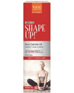 Buy Shape Up Body Sculpting Cellulite Reduction Oil Online MY