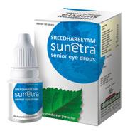 Buy Sreedhareeyam Ayurvedic Sunetra Senior Eye Drops Online MY