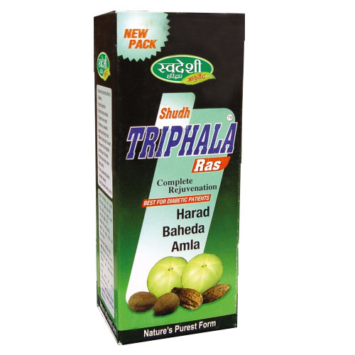 Buy Swadeshi Ayurved Triphala Ras online New Zealand [ NZ ]