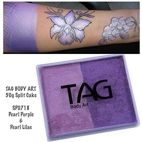 Buy Tag Split-Cake Pearl Purple & Pearl Lilac Online MY