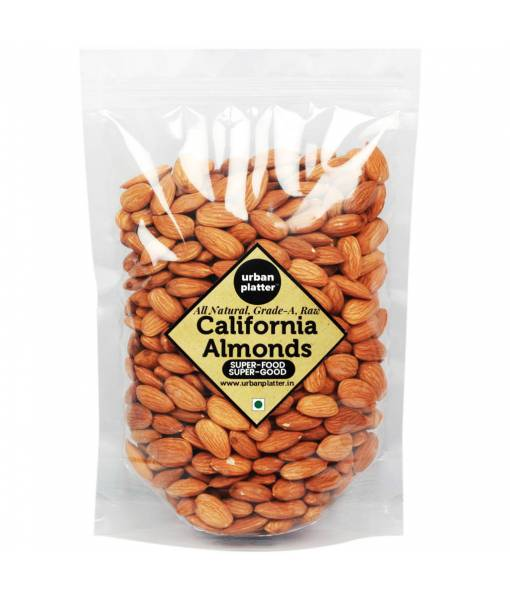 Buy Urban Platter California Almonds - 500 gms Online MY