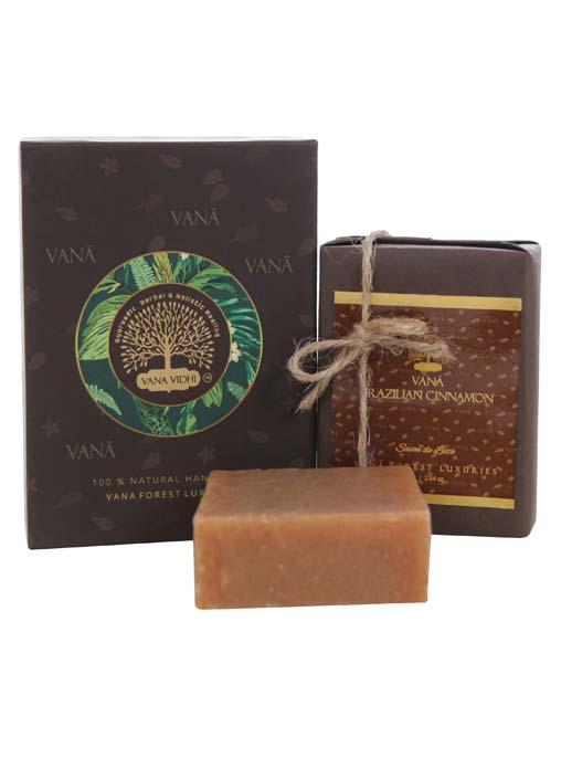 Buy Vana Vidhi Brazilian Cinnamon Bathing Soap Online MY