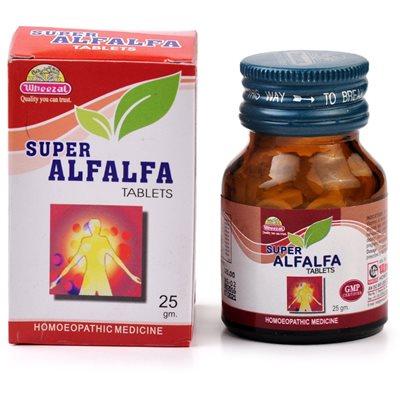 Buy Wheezal Super Alfalfa Tablets Online MY