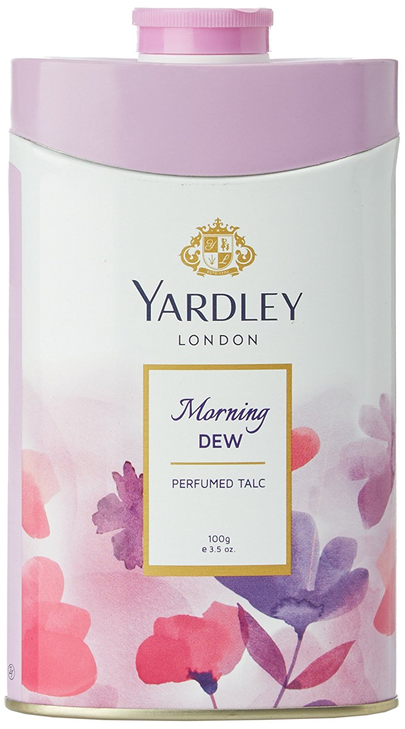 Buy Yardley London - Morning Dew Perfumed Talc for Women Online MY