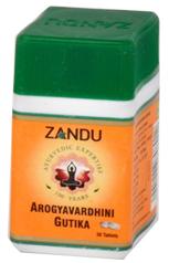 Buy Zandu Arogyavardhini Gutika online United States of America [ USA ]
