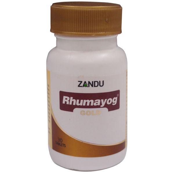 Buy Zandu Rhumayog Gold Tablets online United States of America [ USA ]