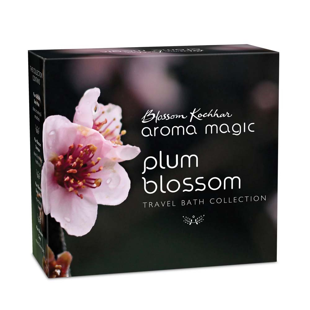Buy Aroma Magic Plum Blossom Travel Bath Collection Online MY