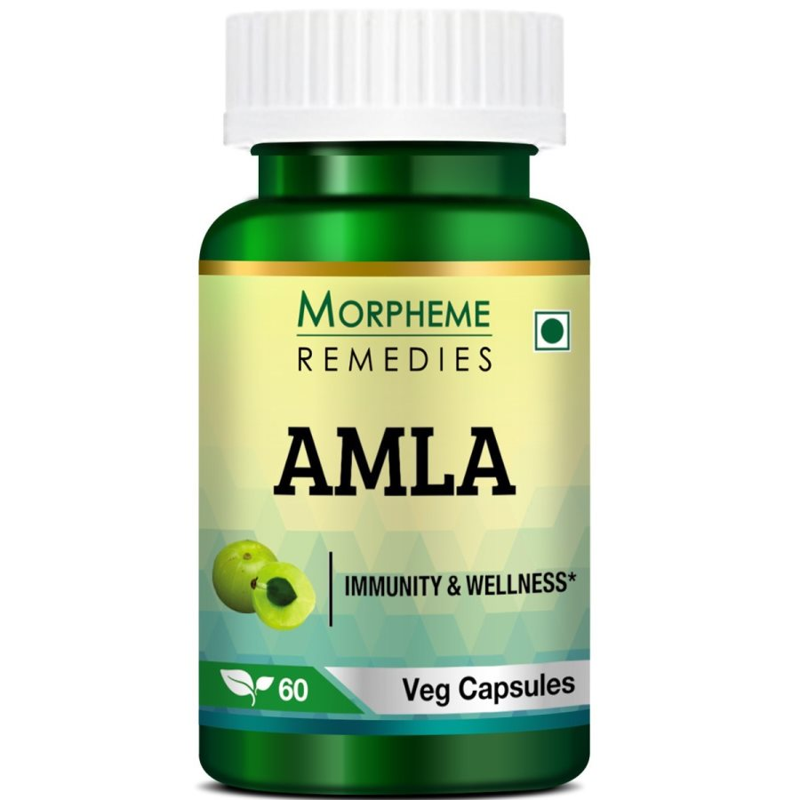 Buy Morpheme Remedies Amla 500mg online United States of America [ USA ]
