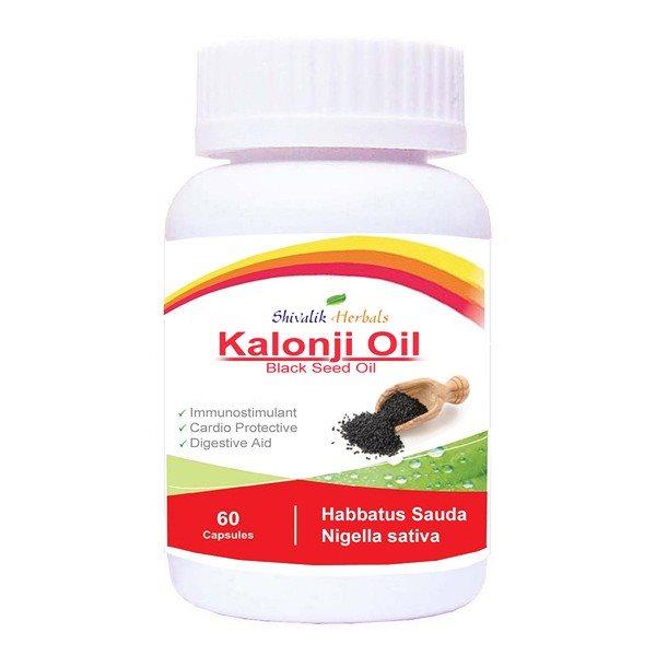 Buy Shivalik Herbals Kalonji Oil Capsules online Australia [ AU ]