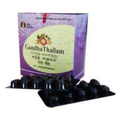 Buy The Arya Vaidya Pharmacy - Gandha Thailam Ayurvedic Soft Gel Capsul online United States of America [ USA ]