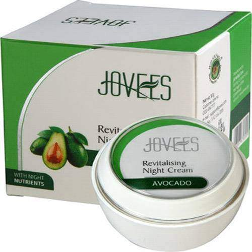Buy Jovees Avocado Night Cream online Nederland [ NL ]