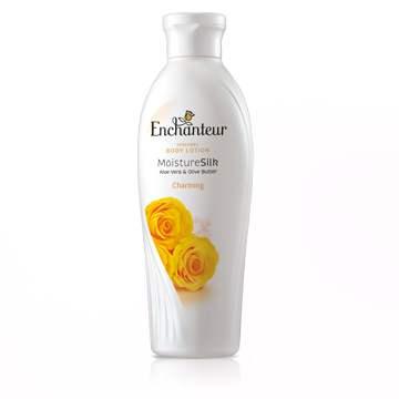 Buy Enchanteur Moisture Silk Perfumed Charming Body Lotion online Nederland [ NL ]
