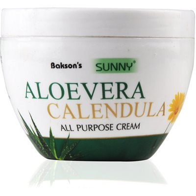 Buy Bakson's Sunny Aloe Vera Calendula Cream online United States of America [ USA ]