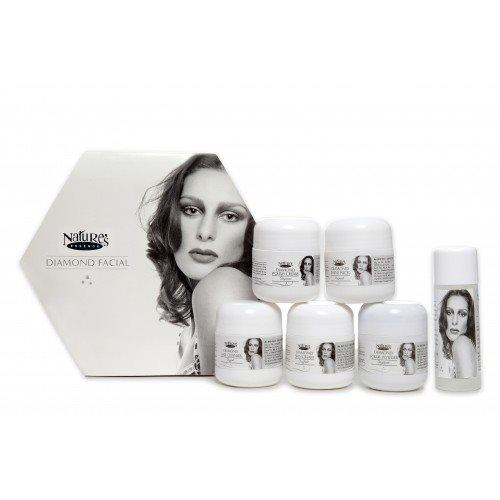 Buy Nature's essence Diamond Skin Polishing Facial kit online Singapore [ SG ]