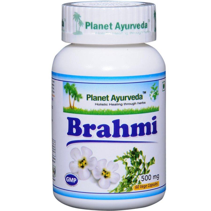 Buy Planet Ayurveda Brahmi Capsules online New Zealand [ NZ ]