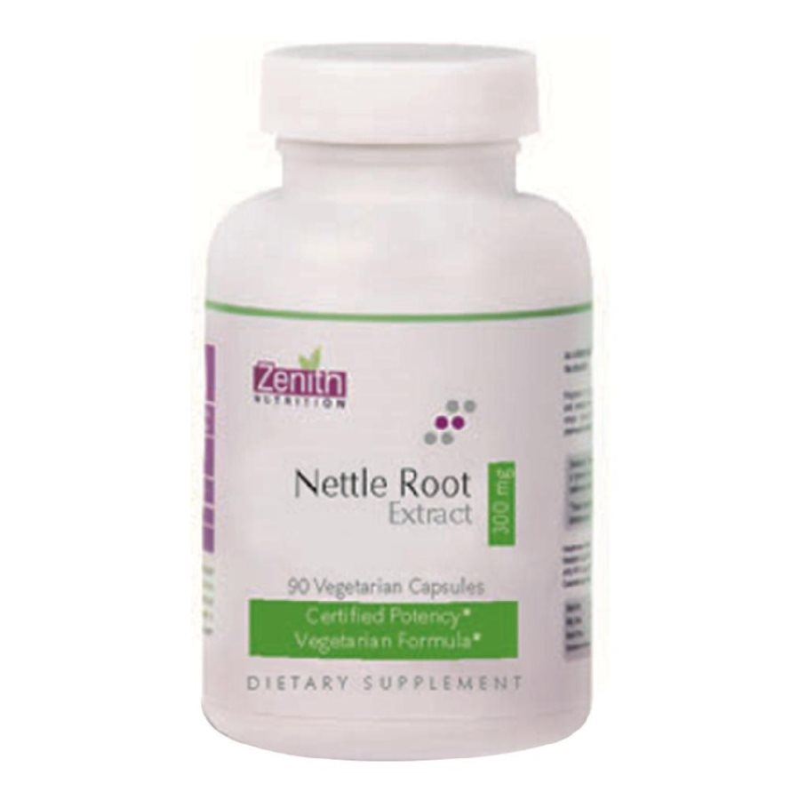 Buy Zenith Nutrition Nettle Root Extract Capsules online New Zealand [ NZ ]