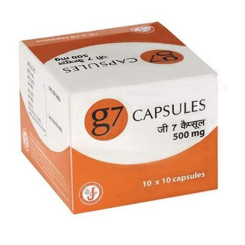 Buy Jrk siddha G7 capsules online Malasiya [ MY ]