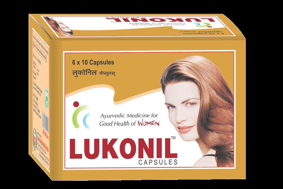 Buy Surjichem Herbs Lukonil Capsules online United States of America [ USA ]